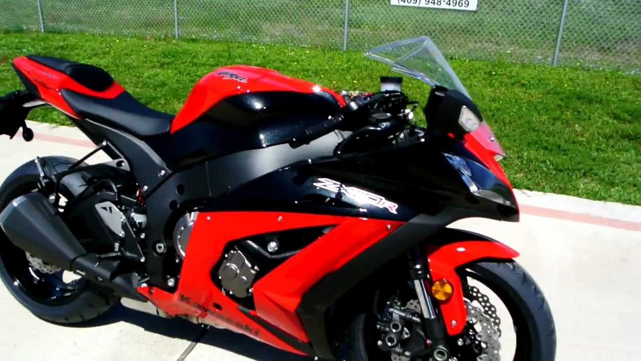 Kawasaki Ninja R Red Price