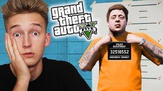 GTA V - JIMMY IDZIE DO WIĘZIENIA! #1