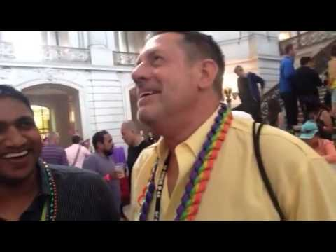 Gary Virginia Reports Record Attendance At SF Pride - Zennie62