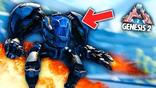 ARK - RAIDEO CON EL NUEVO SUPER ROBOT!! - #17 GENESIS 2 - Nexxuz
