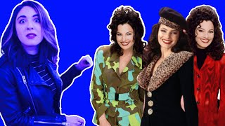 How To Dress Like Fran From 'The Nanny' With Only Thrifted Clothes | Bustle