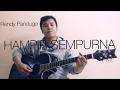 Images Rendy Pandugo - Hampir Sempurna OST Galih dan Ratna Cover Acoustic