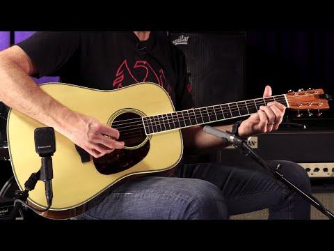 Martin Guitars Custom Shop Wildwood Spec D-28  •  SN: 2189443