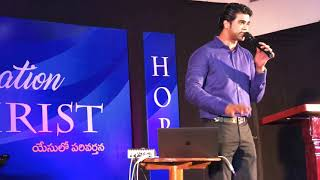 Yesu rakthame Jayamu Jayamu raa ( live with raj Prakash paul )