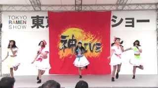 東京ラーメンショー2014スペシャルサポーターの青春!トロピカル丸が新...