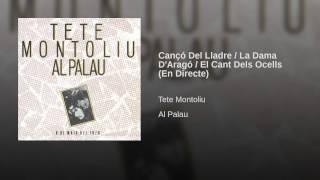 Cançó Del Lladre / La Dama D