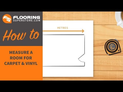 Measure A Room For Carpets Vinyl
