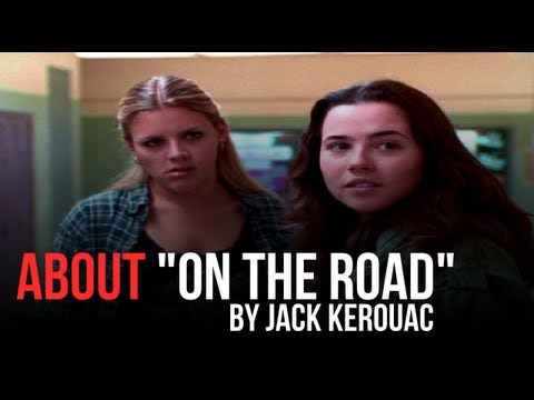 """On the Road"" by Jack Kerouac - Freaks and Geeks"