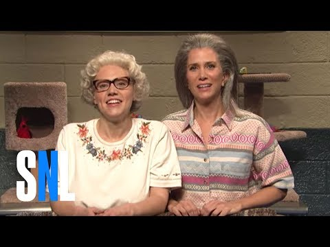 Whiskers R We with Kristen Wiig  SNL