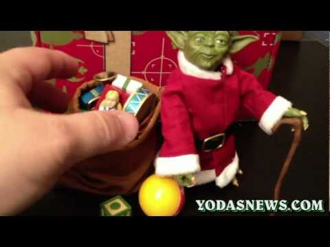 sideshow-collectibles-star-wars-holiday-yoda-12-inch-figure-review