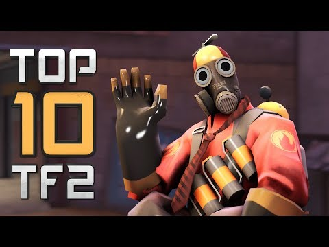 Top 10 TF2 plays - The Return of the Proro
