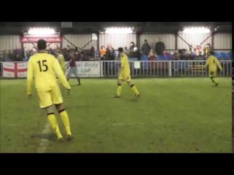 Welwyn Garden City FC VS Hertford Town FC - SSML Premier Division - 27th December 2016