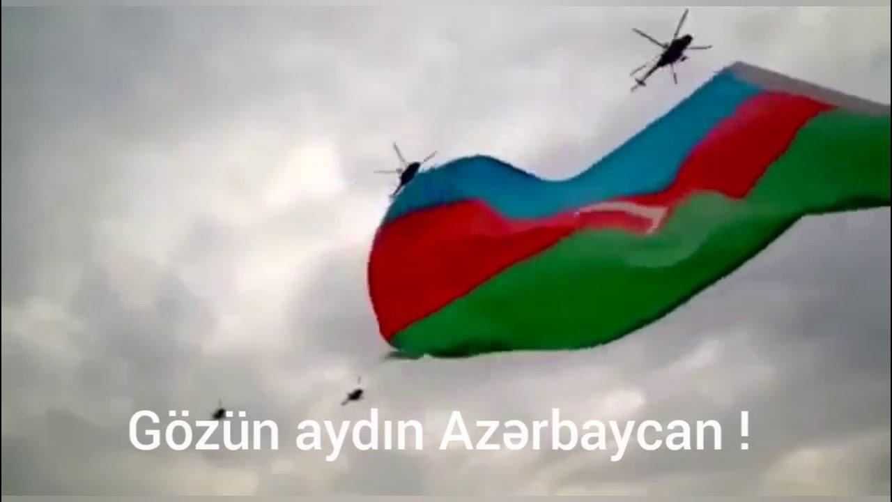 Gözün aydın Azərbaycan! - Şeir