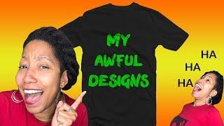 Making Fun of My Older T-Shirts (Print on Demand)
