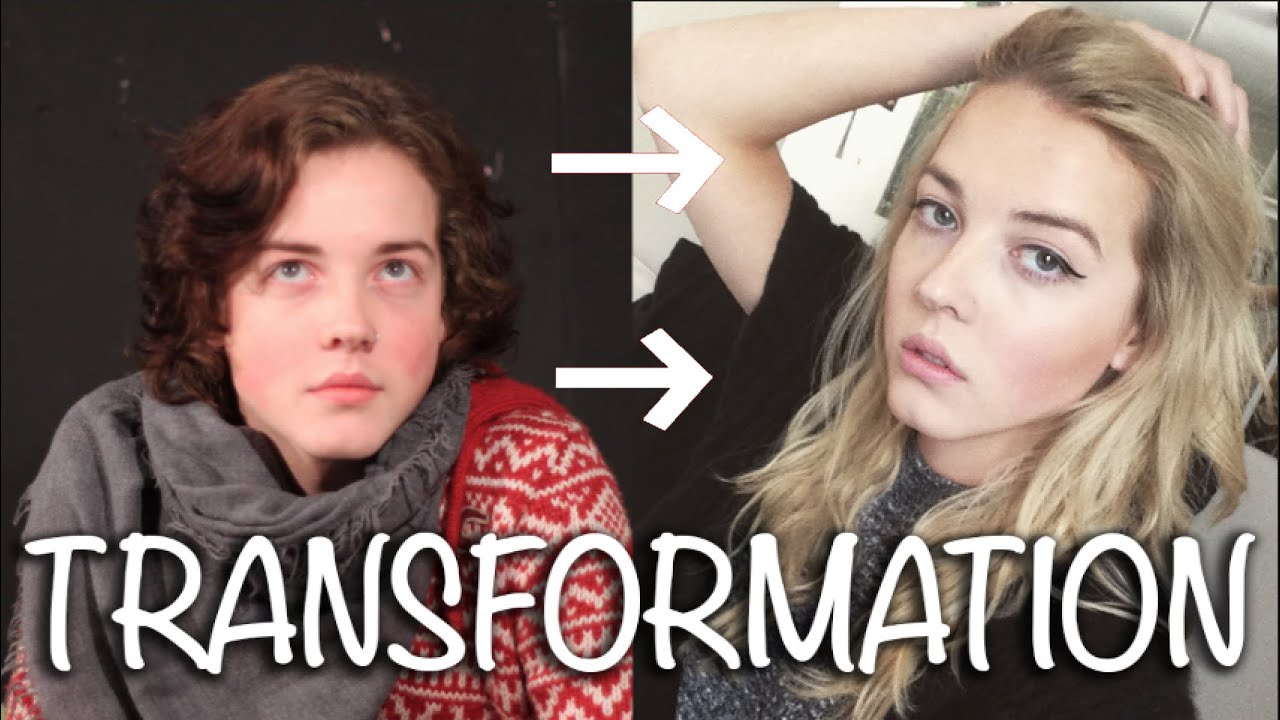 Male to female transsexual woman