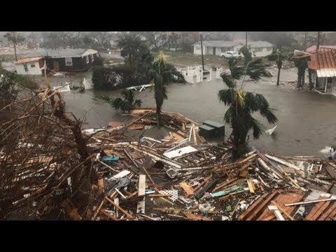 Hurricane Michael\'s strong winds, heavy rain damage Florida Panhandle | ABC News