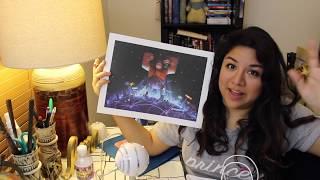 Park Goer: Walt Disney Animation Studios Visit for Little Mermaid and Ralph Breaks the Internet
