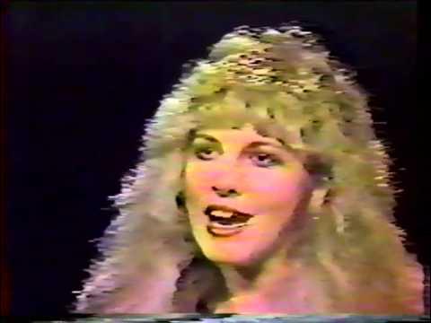 Stevie Nicks - Live At 5 Interview 07-1981 WNBC New York