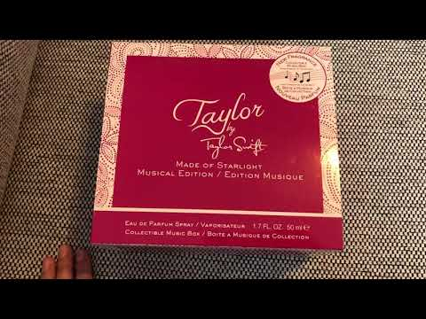 Taylor swift parfume musicbox starlight