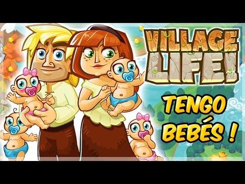 village-life---mis-primeros-bebés-y-mi-aldea---juegos-movil/tablet