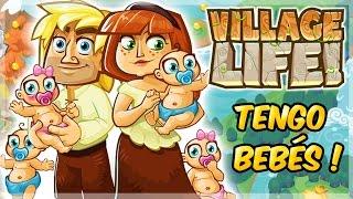 Village Life - Mis primeros bebés y mi aldea - Juegos movil/tablet