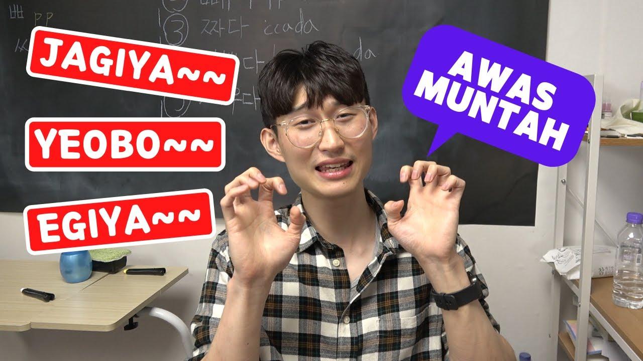 5 Panggilan Sayang Korea Yang Sering Muncul di Drama Korea