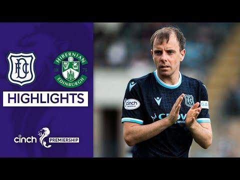 Dundee Hibernian Goals And Highlights