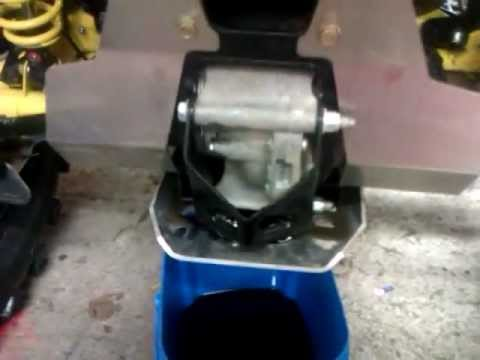 Rear Differential Fluid Change >> Can-Am Renegade/Outlander Front and Rear Differential oil ...