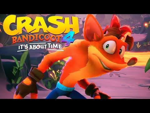 crash-bandicoot-4:-it's-about-time-reveal-trailer-ps4-2020-hd
