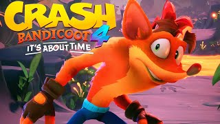 Crash Bandicoot 4: It's About Time Reveal Trailer PS4 2020 HD