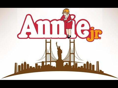 Annie Jr. - SFCS 2017 Production