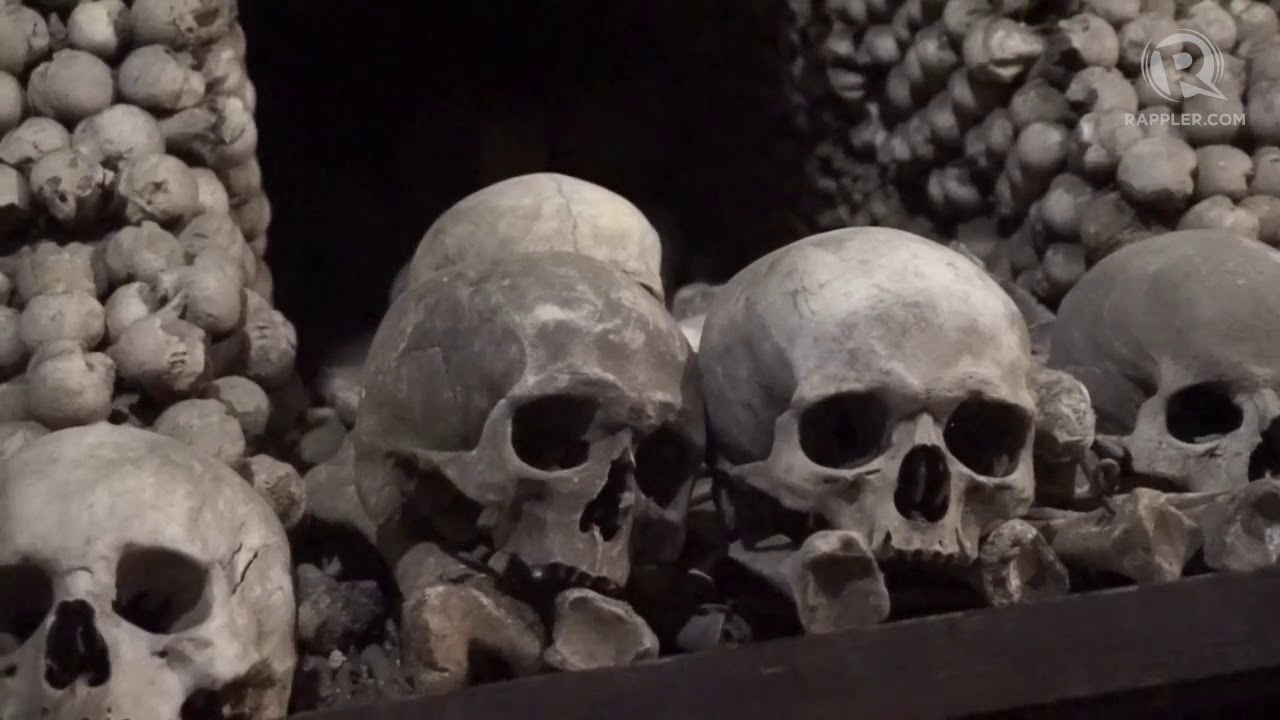 Watch This Church Is Made Of Real Human Bones Youtube
