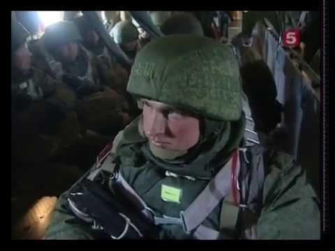 По приказу Путина Армия России давит Европу