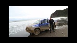 Наши тесты - Toyota Hilux