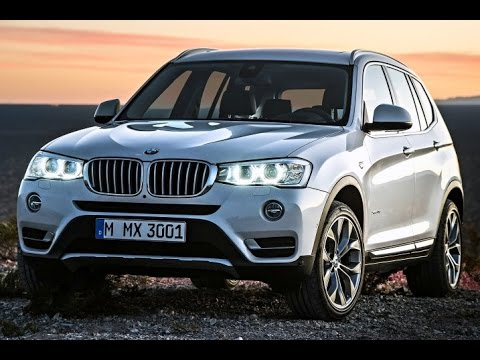 Bmw X3 2017 Car Review Youtube