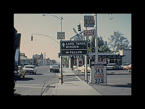 Carson City 1966 Archive Footage