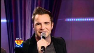 Westlife - Amazing [GMTV 2006-02-06]
