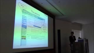 戦略的創造研究推進事業(CREST・さきがけ)の英語による募集説明会2