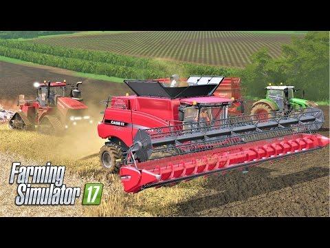 Multiplayer Farming Simulator 17   Thornton Farm Episode 4