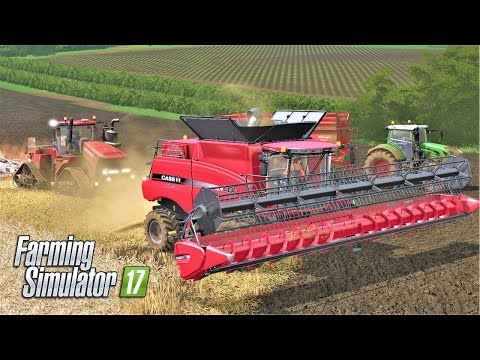 Multiplayer Farming Simulator 17 | Thornton Farm Episode 4