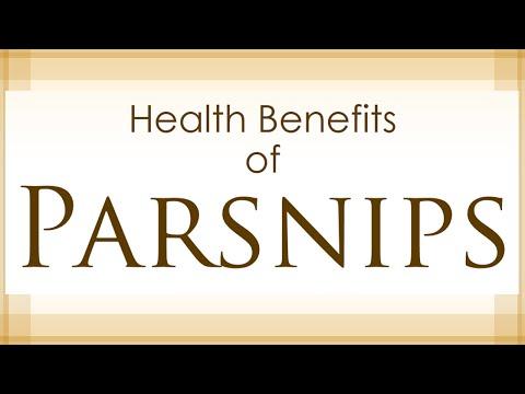 Parsnips Nutritional Facts - Health Benefits of Parsnips - Super Veggies