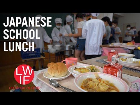 Kyushoku: Pembuatan Makan Siang Sekolah Jepang