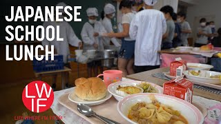 Download Video Kyushoku: The Making of a Japanese School Lunch MP3 3GP MP4