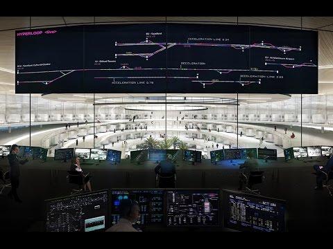 [Video] Konsep Hyperloop One di Dubai Ini Akan Membawa Unsur Sci-fi ke Dunia Nyata!