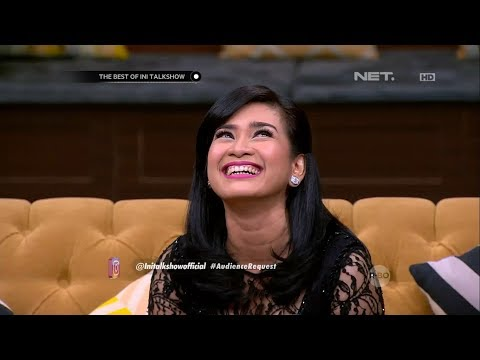 Ikke Nurjanah Ngakak Parah Liat Roma dan Elvie Sukangasih - The Best of Ini Talk Show
