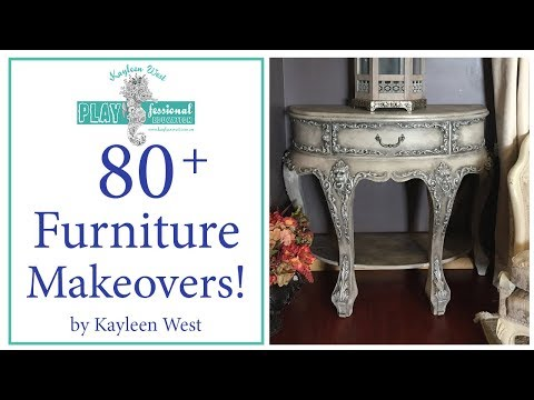 80+ FURNITURE MAKEOVERS! Collection by Kayleen West