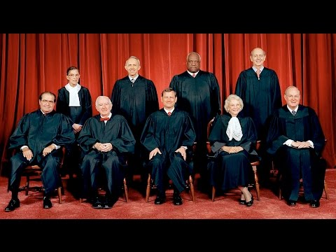 The Fascinating History Of Why Supreme Court Justices Leave The Bench (1999)