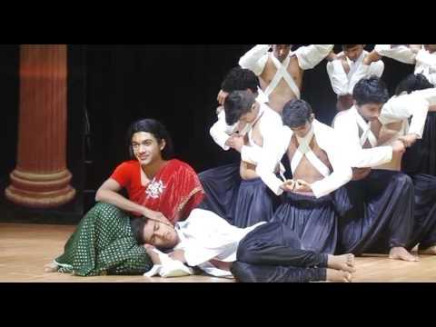 Welham Boys' School's performance at IPSC Dance (choreography)