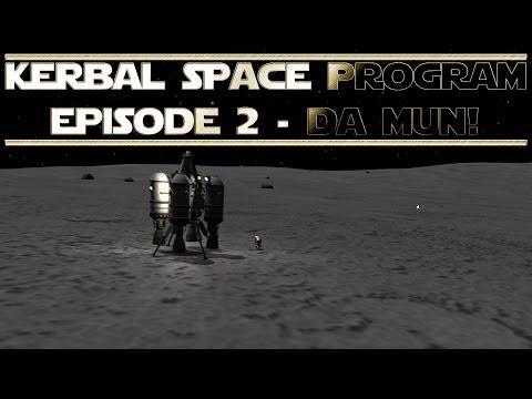 [Danish] Kerbal Space Program - SÅDAN KOMMER DU TIL MÅNEN! - ep. 2