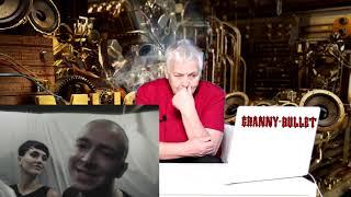 Реакция бабушки на Oxxxymiron - Город под подошвой
